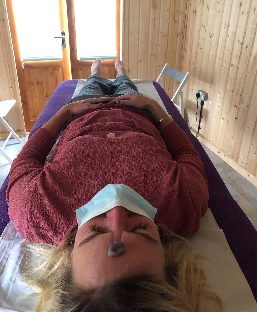 Reiki and Crystal Healing session